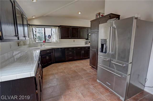 5490 N Cline, Pahrump, NV 89060 (MLS #2152067) :: Signature Real Estate Group