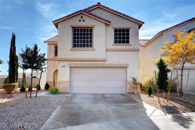 8709 Shady Pines, Las Vegas, NV 89143 (MLS #2152085) :: The Snyder Group at Keller Williams Marketplace One