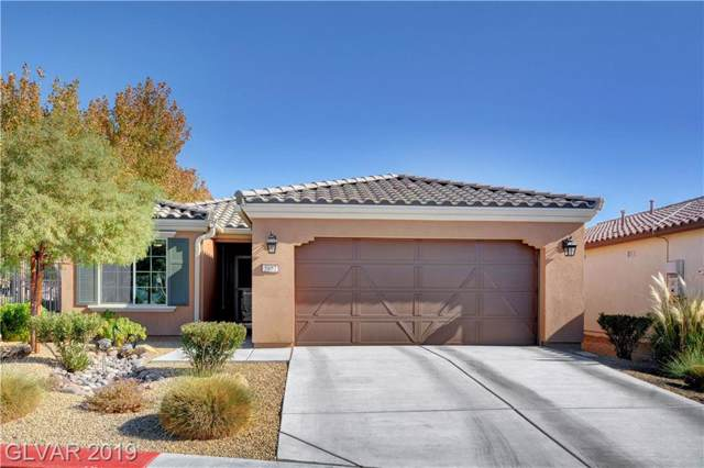 5852 Montina Vines, North Las Vegas, NV 89081 (MLS #2152118) :: Signature Real Estate Group