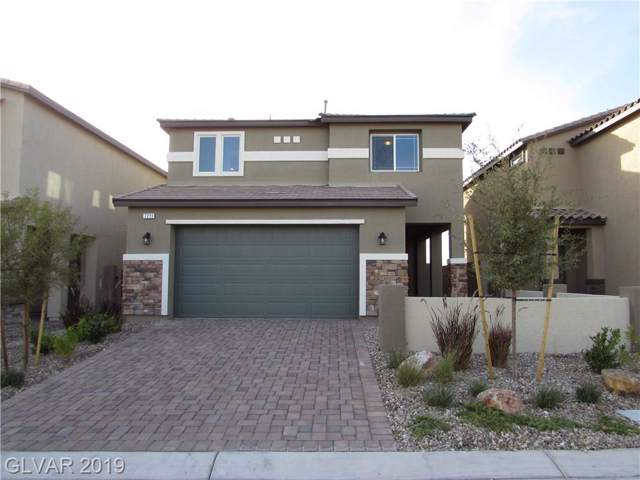 7211 Dazzle Point Lot 288, North Las Vegas, NV 89084 (MLS #2152134) :: Vestuto Realty Group