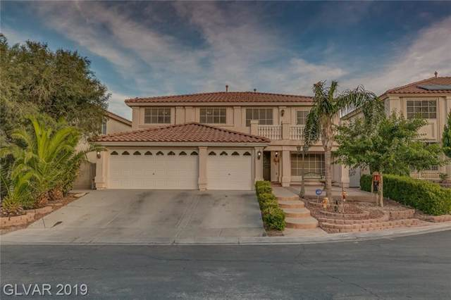 10826 Serendipity, Las Vegas, NV 89183 (MLS #2152141) :: The Snyder Group at Keller Williams Marketplace One