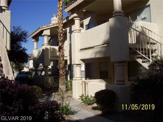 909 Red Boulder #102, Las Vegas, NV 89128 (MLS #2152145) :: Trish Nash Team