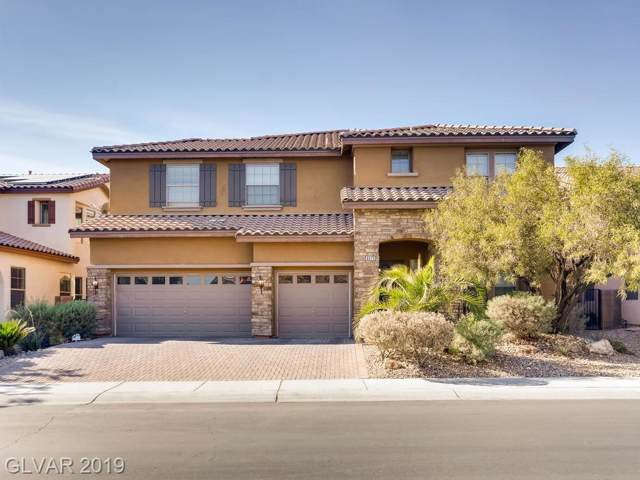 9575 Stonily, Las Vegas, NV 89178 (MLS #2152165) :: Vestuto Realty Group