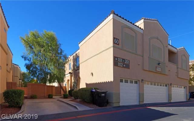 6325 Sandy Ridge #101, North Las Vegas, NV 89081 (MLS #2152178) :: Trish Nash Team