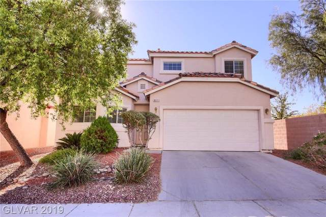 9011 Mossy Hollow, Las Vegas, NV 89149 (MLS #2153199) :: The Snyder Group at Keller Williams Marketplace One