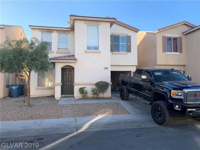 2095 Pillar Pointe, Las Vegas, NV 89115 (MLS #2153200) :: Hebert Group | Realty One Group