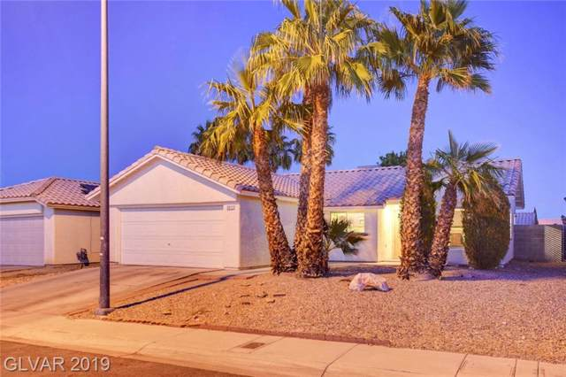 3912 Mineola, North Las Vegas, NV 89032 (MLS #2153201) :: Signature Real Estate Group