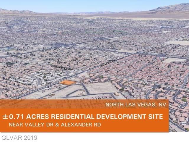 Valley, North Las Vegas, NV 89032 (MLS #2153205) :: Trish Nash Team