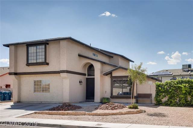 953 Majestic Falls, Las Vegas, NV 89110 (MLS #2153211) :: The Snyder Group at Keller Williams Marketplace One