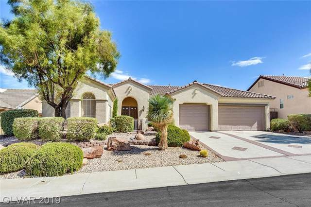 2860 Patriot Park, Henderson, NV 89052 (MLS #2153219) :: Signature Real Estate Group