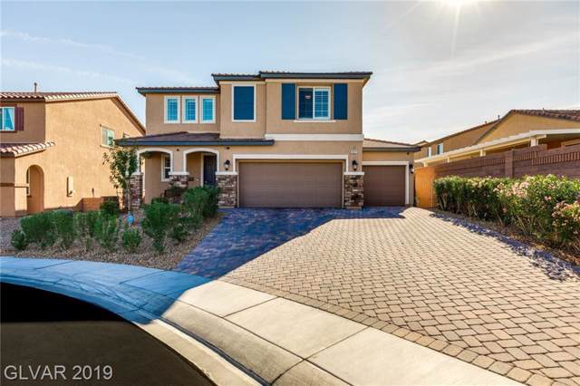 2521 Gala Haven, North Las Vegas, NV 89032 (MLS #2153220) :: Performance Realty