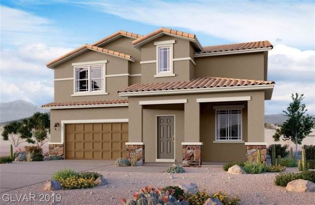5636 S Gilliam Lot 24, Pahrump, NV 89061 (MLS #2153221) :: The Snyder Group at Keller Williams Marketplace One