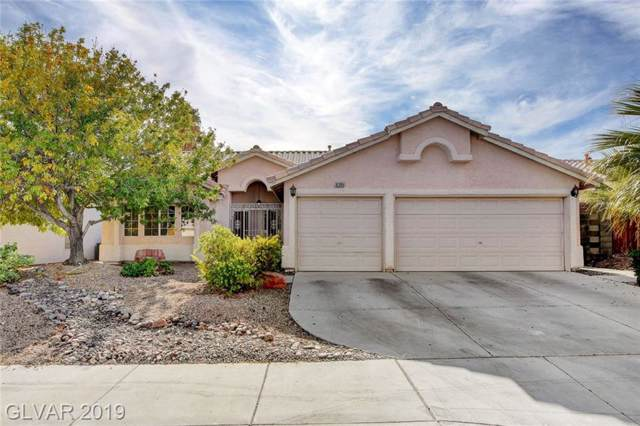 6305 Chimney Wood, Las Vegas, NV 89130 (MLS #2153238) :: The Snyder Group at Keller Williams Marketplace One