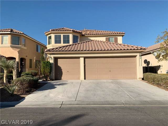 2665 Salida Del Sol, Las Vegas, NV 89142 (MLS #2153252) :: Signature Real Estate Group