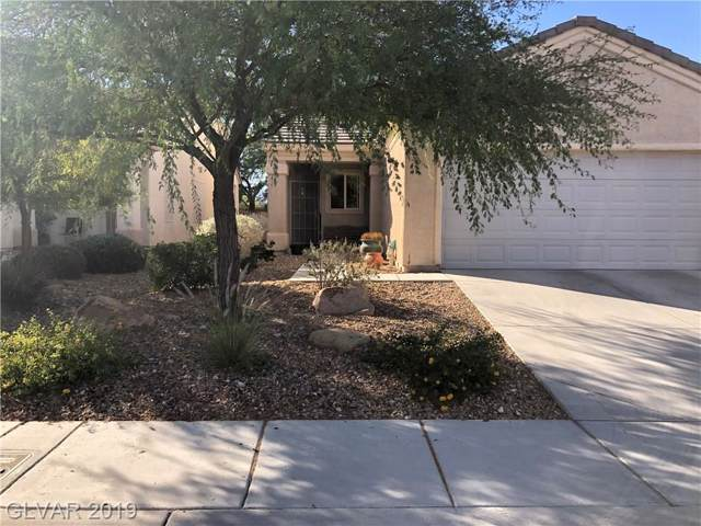 7617 Lily Trotter, Las Vegas, NV 89084 (MLS #2153262) :: The Snyder Group at Keller Williams Marketplace One