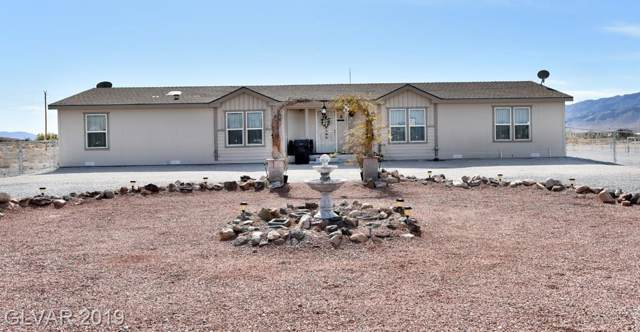 2451 E Jayme, Pahrump, NV 89048 (MLS #2153277) :: The Snyder Group at Keller Williams Marketplace One