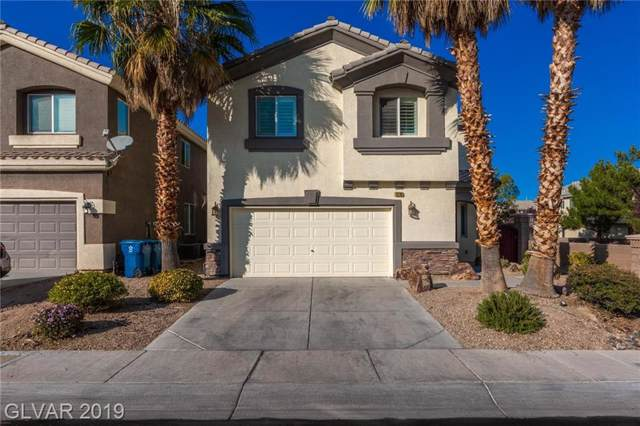 9738 Valmeyer, Las Vegas, NV 89148 (MLS #2153298) :: Signature Real Estate Group