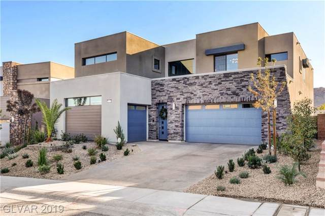 10277 Green Ember, Las Vegas, NV 89135 (MLS #2153325) :: Signature Real Estate Group