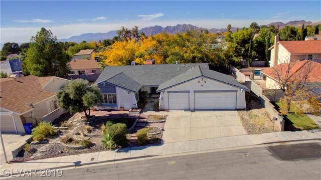 1534 Becky, Boulder City, NV 89005 (MLS #2153340) :: Signature Real Estate Group