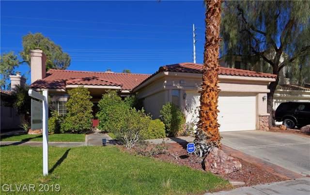 2140 Calcite Cliff, Las Vegas, NV 89123 (MLS #2153348) :: Signature Real Estate Group