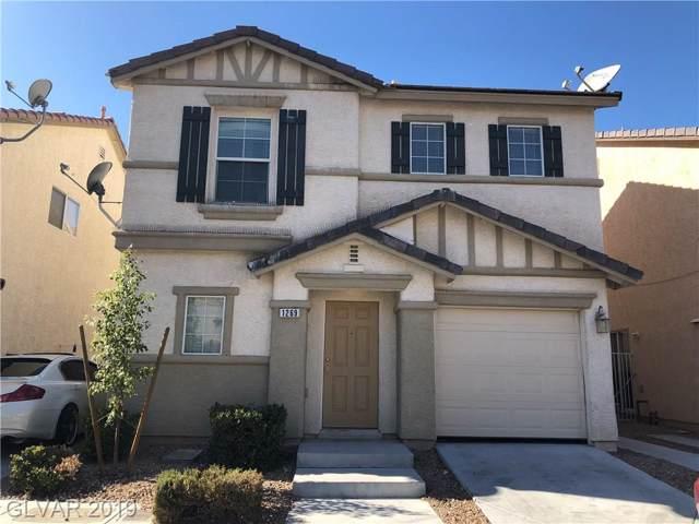 1269 Plum Canyon, Las Vegas, NV 89142 (MLS #2153402) :: Signature Real Estate Group