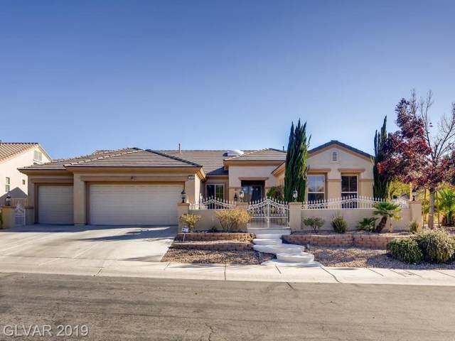 1616 Bontemps, Henderson, NV 89052 (MLS #2153413) :: Signature Real Estate Group