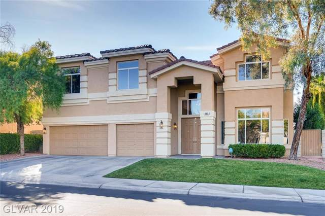 1381 Via Savona, Henderson, NV 89052 (MLS #2153432) :: Trish Nash Team