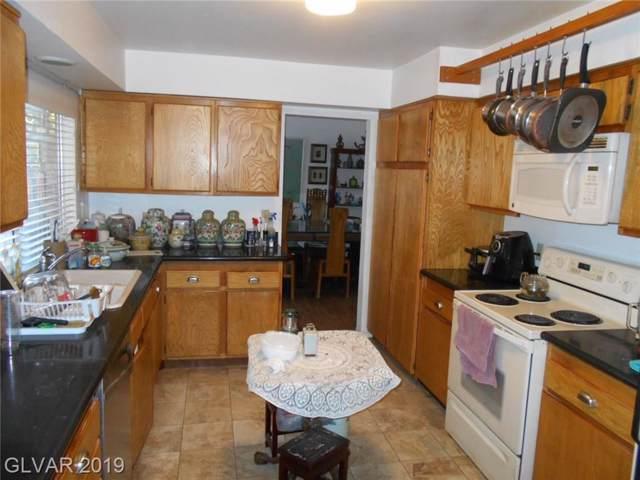 1457 Sorrel, Boulder City, NV 89005 (MLS #2153481) :: Signature Real Estate Group