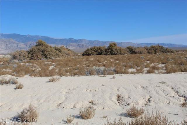 4261 S Silk Place, Pahrump, NV 89061 (MLS #2153494) :: The Lindstrom Group