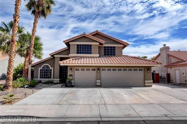 7440 Falcon Rock, Las Vegas, NV 89123 (MLS #2153506) :: Signature Real Estate Group