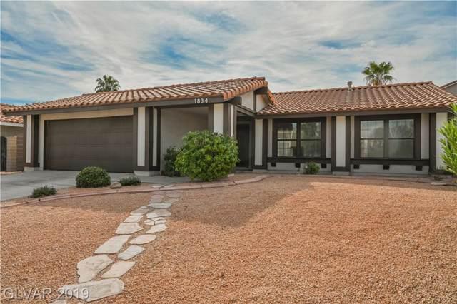 1834 Muchacha, Henderson, NV 89014 (MLS #2153542) :: Signature Real Estate Group