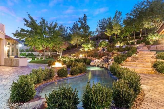 5 Chalet Hills, Henderson, NV 89052 (MLS #2153565) :: Signature Real Estate Group
