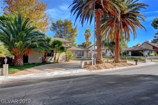 2424 High Vista, Henderson, NV 89014 (MLS #2153620) :: The Snyder Group at Keller Williams Marketplace One