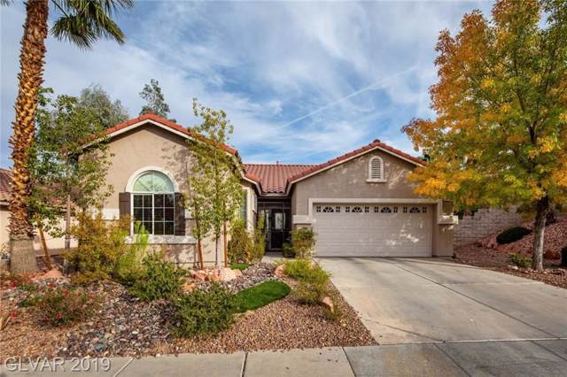 3043 Paseo Hills, Henderson, NV 89052 (MLS #2153636) :: Signature Real Estate Group