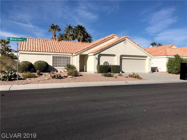 4113 Wheatstone, Las Vegas, NV 89129 (MLS #2153671) :: Trish Nash Team