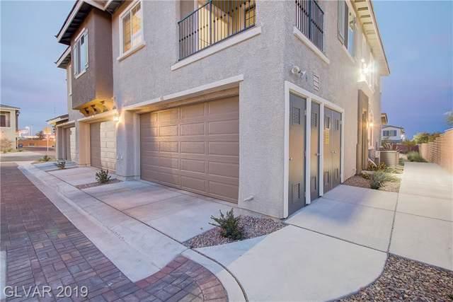 8521 Insignia #103, Las Vegas, NV 89178 (MLS #2153696) :: Signature Real Estate Group