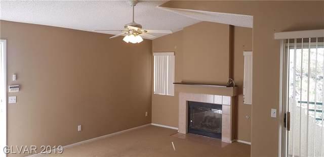 7900 Fossil Creek #204, Las Vegas, NV 89145 (MLS #2153700) :: Signature Real Estate Group
