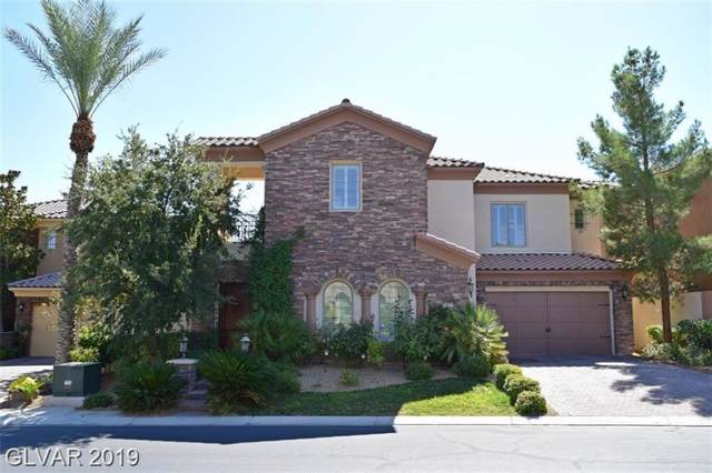 4135 Villa Rafael, Las Vegas, NV 89141 (MLS #2153722) :: Signature Real Estate Group