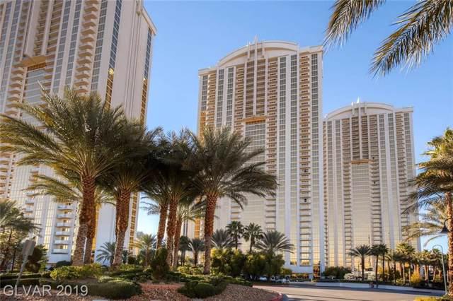 145 E Harmon 1701/1703, Las Vegas, NV 89109 (MLS #2153735) :: Trish Nash Team