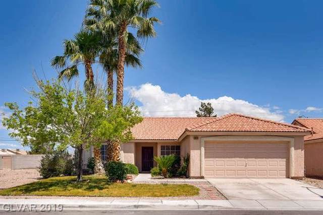 3016 Saddle Hills, North Las Vegas, NV 89031 (MLS #2153744) :: Performance Realty