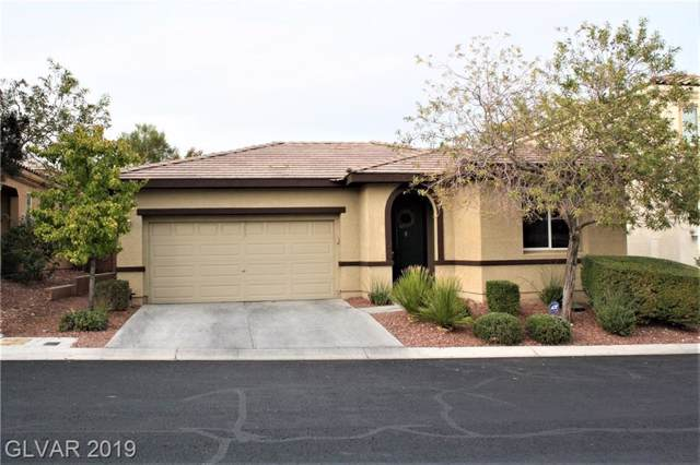 10416 Bush Mountain, Las Vegas, NV 89166 (MLS #2153747) :: Signature Real Estate Group