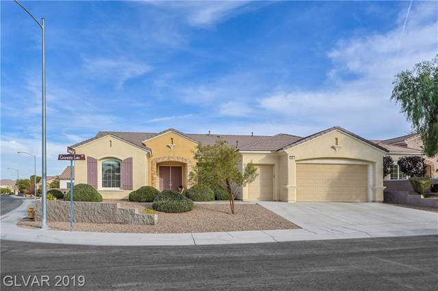 2084 Clearwater Lake Drive, Henderson, NV 89044 (MLS #2153768) :: Signature Real Estate Group