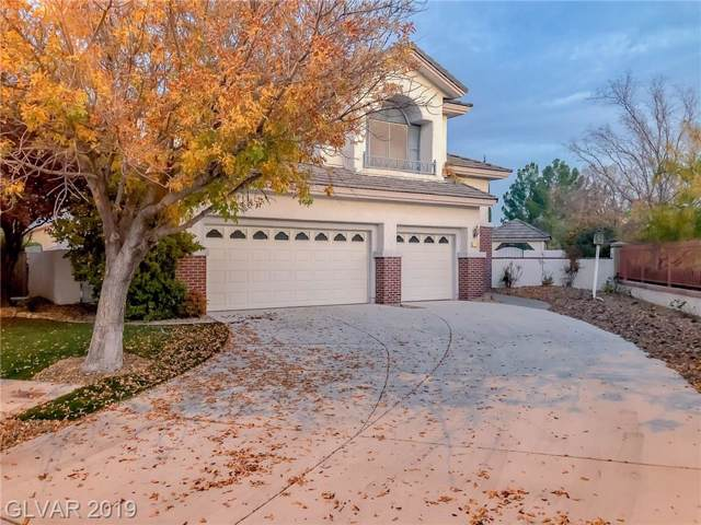 2000 Scarlet Rose, Las Vegas, NV 89134 (MLS #2153803) :: Signature Real Estate Group