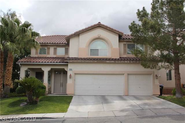1008 Paradise View, Henderson, NV 89052 (MLS #2153828) :: Signature Real Estate Group