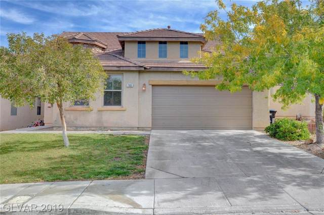 766 Rise Canyon, Henderson, NV 89052 (MLS #2153883) :: Signature Real Estate Group