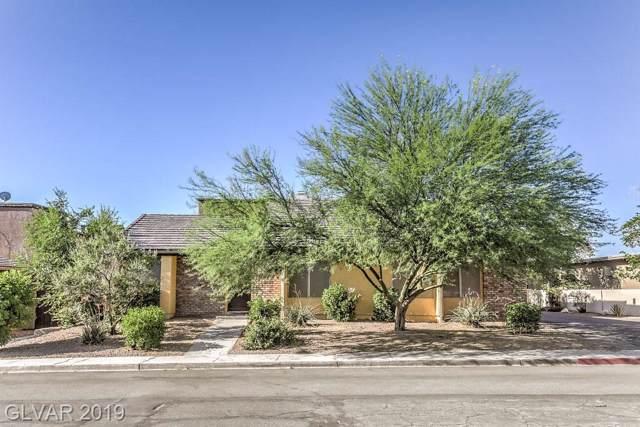 1471 Living Desert D, Las Vegas, NV 89119 (MLS #2153892) :: Trish Nash Team