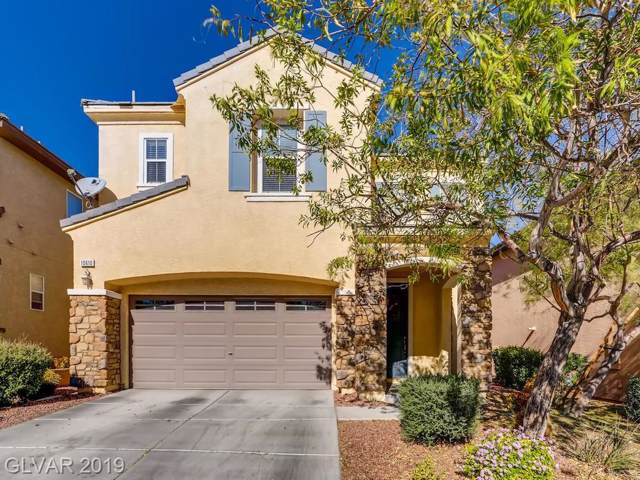 10610 Thor Mountain, Las Vegas, NV 89166 (MLS #2153933) :: Signature Real Estate Group