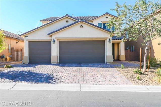 6221 Andover Wood, Las Vegas, NV 89133 (MLS #2153951) :: Signature Real Estate Group