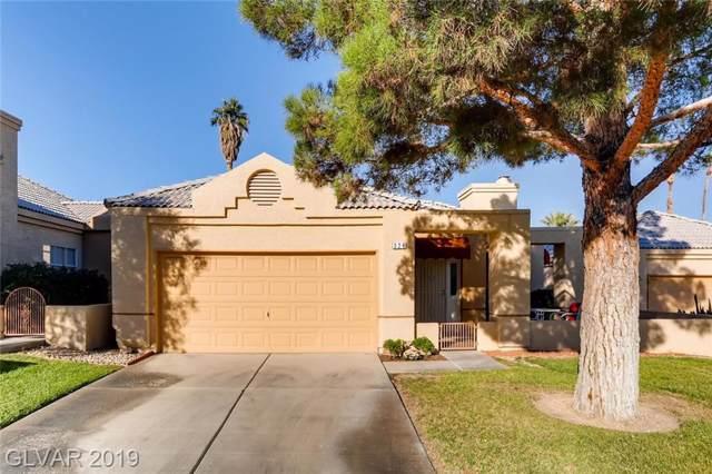 328 Wild Plum, Las Vegas, NV 89107 (MLS #2153969) :: Brantley Christianson Real Estate