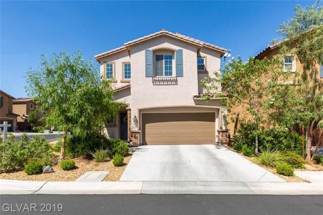 530 Bright Peridot, Las Vegas, NV 89178 (MLS #2153984) :: Signature Real Estate Group